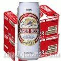 キリン ラガー500ml缶2ケース(48本入)