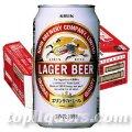 キリン ラガー350ml缶1ケース(24本入)