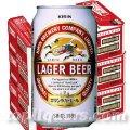 キリン ラガー350ml缶3ケース(72本入)