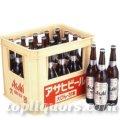 アサヒ スーパードライ大瓶633ml×20本入(瓶・ケース保証代込)