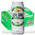 キリン淡麗グリーンラベル500ml缶1ケース(24本入)
