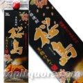 本格芋焼酎 桜島黒麹仕立25度1800mlパック