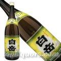 純米焼酎 白岳25度1800ml瓶