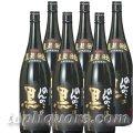 本格麦焼酎 黒のんのこ25度1800ml瓶×6本