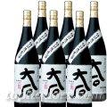 純米焼酎 大石 特別限定酒 琥珀熟成25度1800ml瓶×6本入