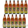 壱岐麦焼酎 猿川(サルコー)25度900ml瓶×12本