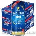 サッポロ極ZERO(ゴクゼロ)500ml缶2ケース(48本入)